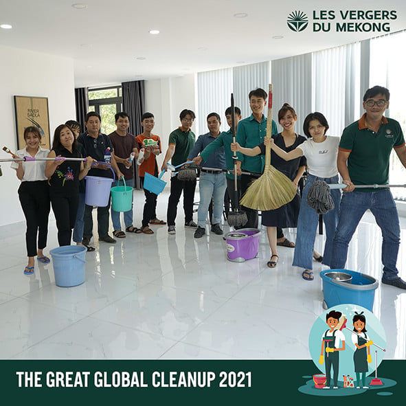 World Earth Day Clean-up 2021